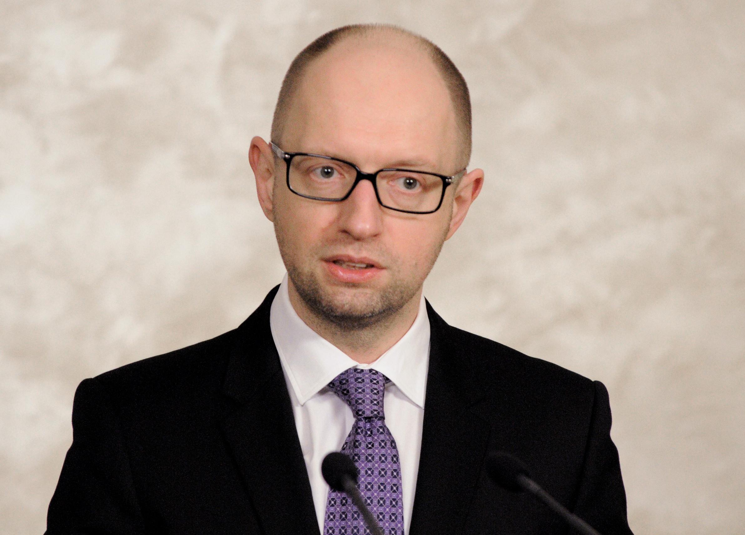 <p>Арсений Яценюк. Фото: &copy;РИА Новости/Александр Максименко</p>