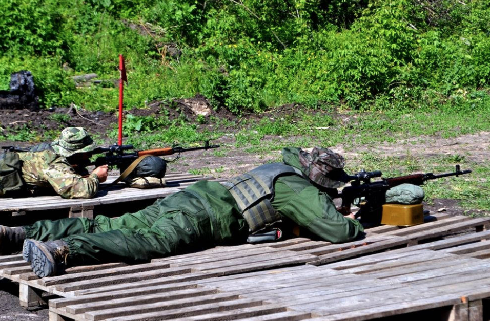 "<p>Снайперы ВСУ.&nbsp;Фото: &copy; Flickr / <a href=""https://www.flickr.com/photos/ministryofdefenceua/35011802512/in/photolist-VkSD6s"">Ministry of Defense of Ukraine</a></p>"