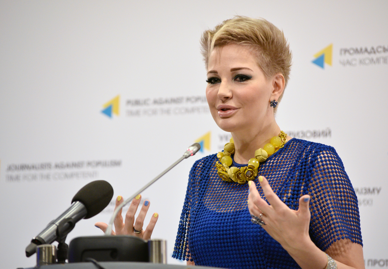 <p>Мария Максакова. Фото: &copy;РИА Новости</p>
