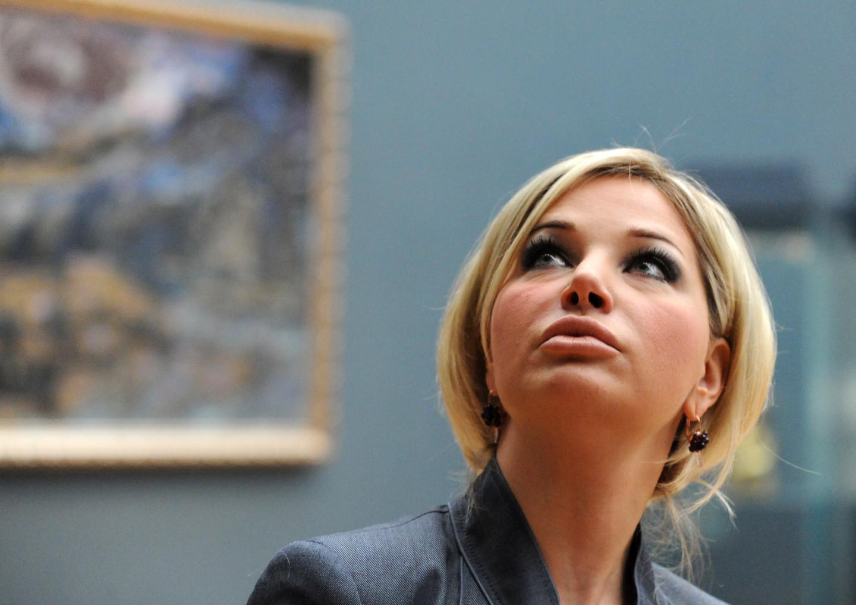 <p><span>Оперная певица Мария Максакова. Фото: &copy; РИА Новости/Сергей Пятаков</span></p>