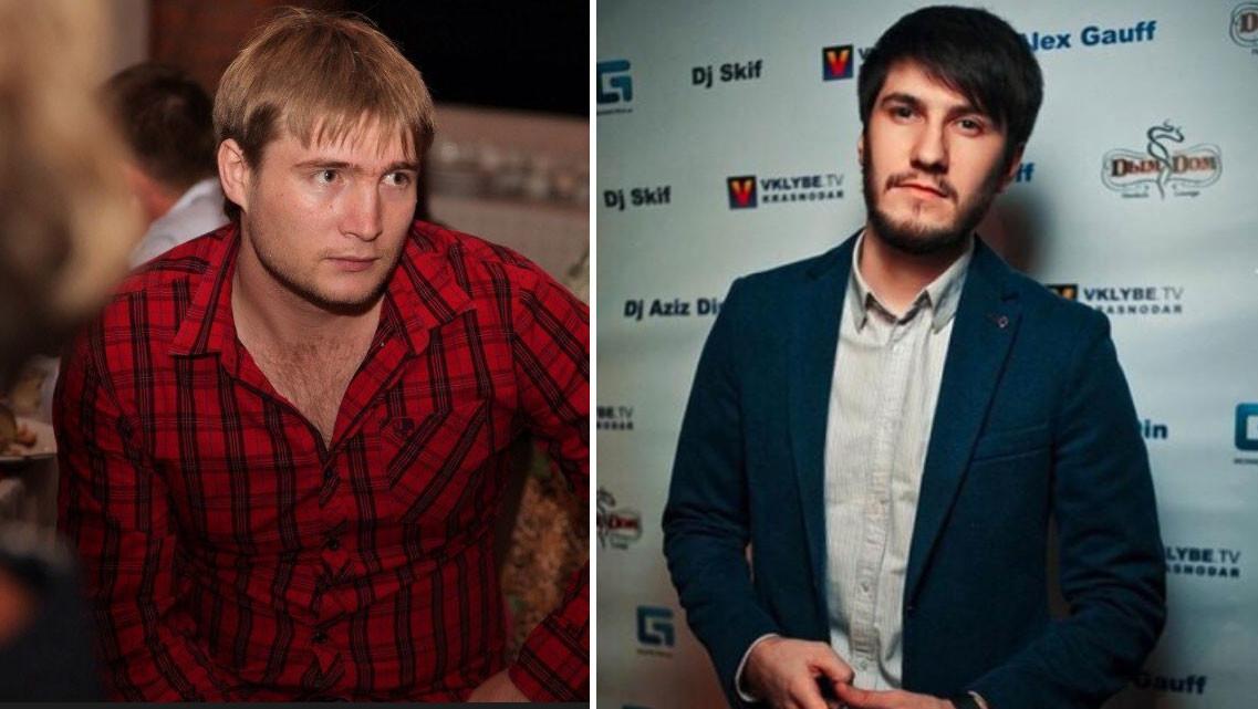 Дмитрий Козаченко и Эльман Курбанов. Фото © Соцсети