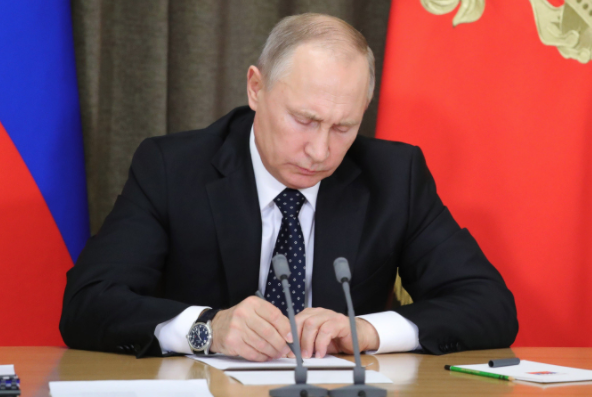 <p><span>Президент РФ Владимир Путин. Фото: &copy;РИА Новости/Михаил Климентьев&nbsp;</span></p>