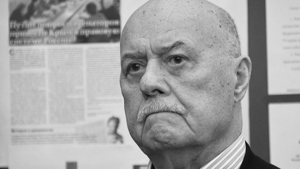 <p><span>Станислав Говорухин. Фото: &copy;РИА Новости/Владимир Федоренко</span></p>