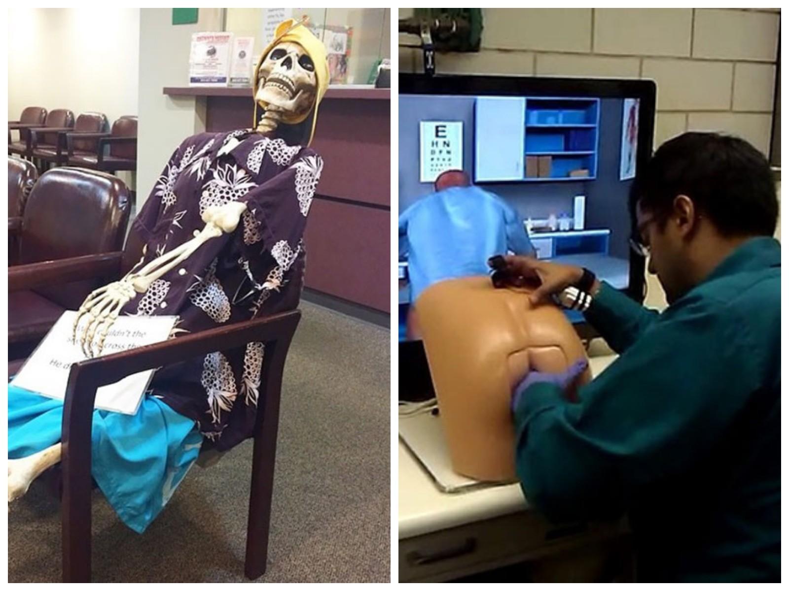 картинка как развлекаются медики