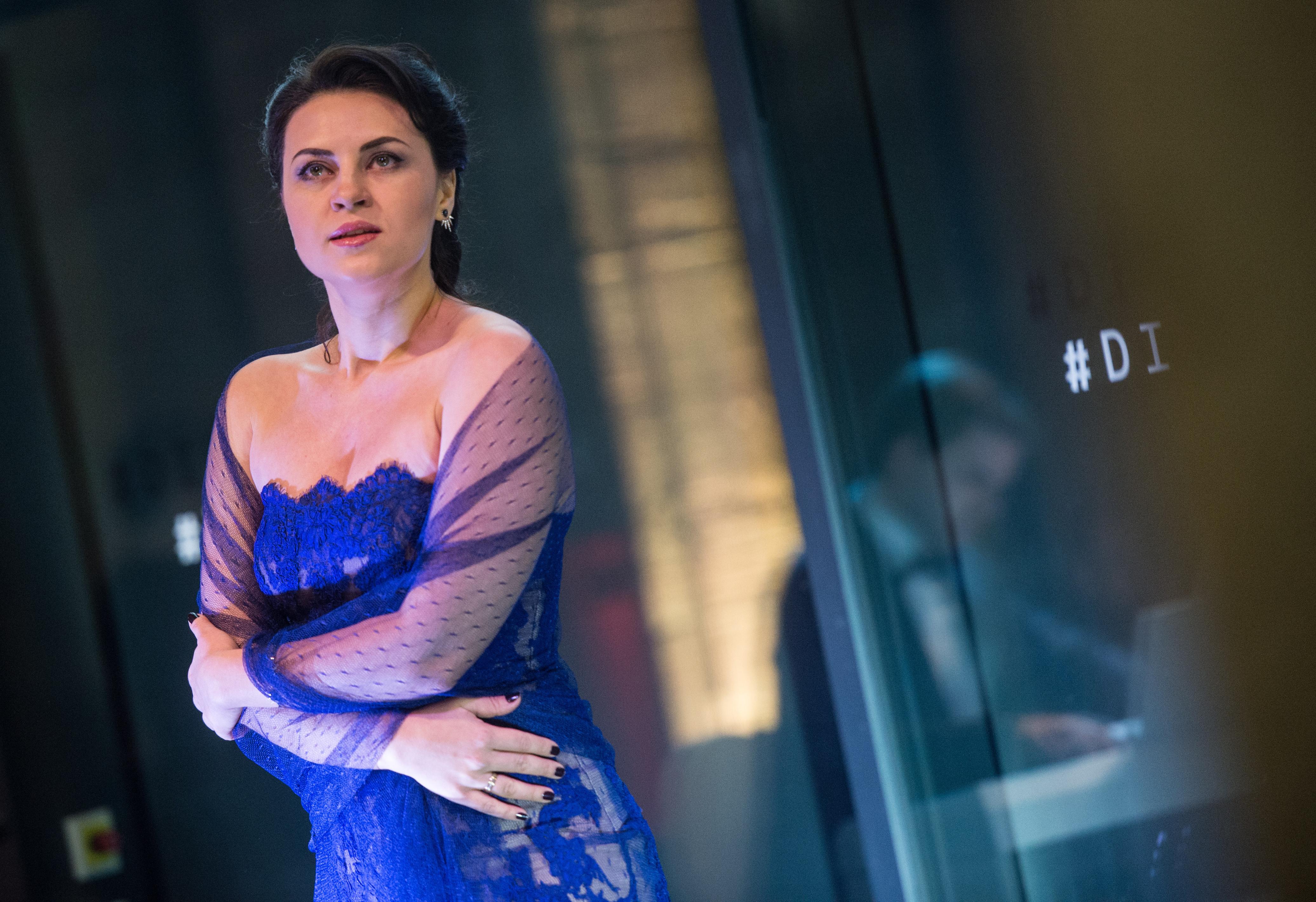 <p>Венера Гимадиева. Фото: &copy;РИА Новости/Евгений Биятов</p>