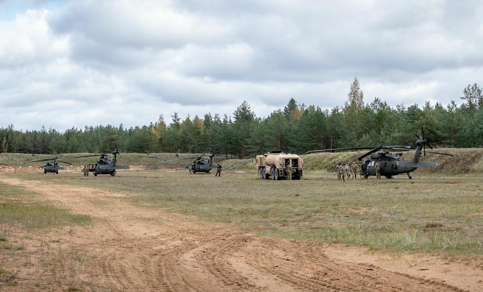 """<p>Фото &copy; Flickr/<a href=""""https://www.flickr.com/photos/latvijas_armija/45114249281/"""">Latvijas armija</a></p>"""