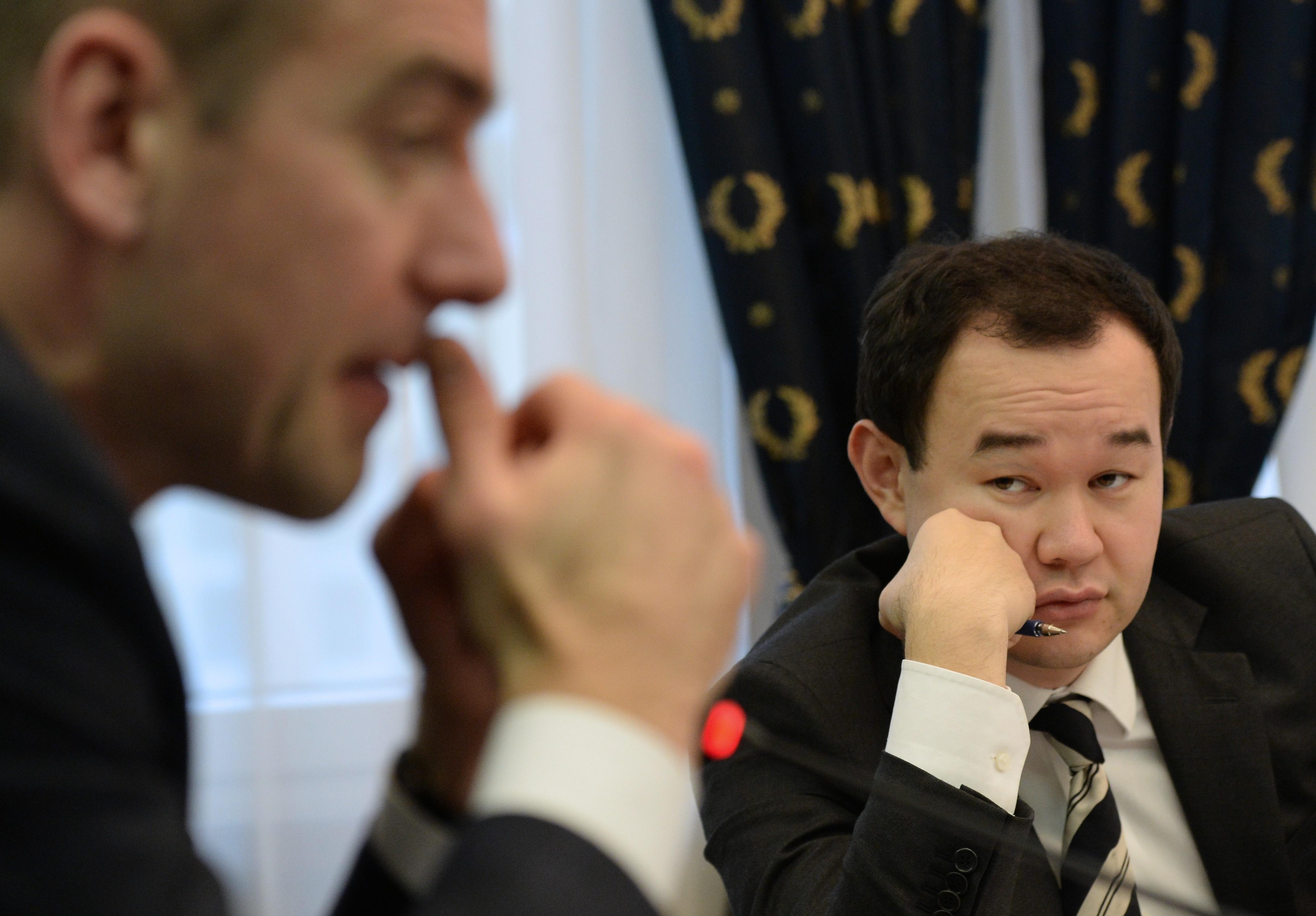 Денис Пак. Фото ©РИА Новости/Максим Блинов