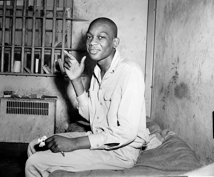 17-летний афроамериканец Вилли Францис в камере смертников. Фото: © Creative Commons