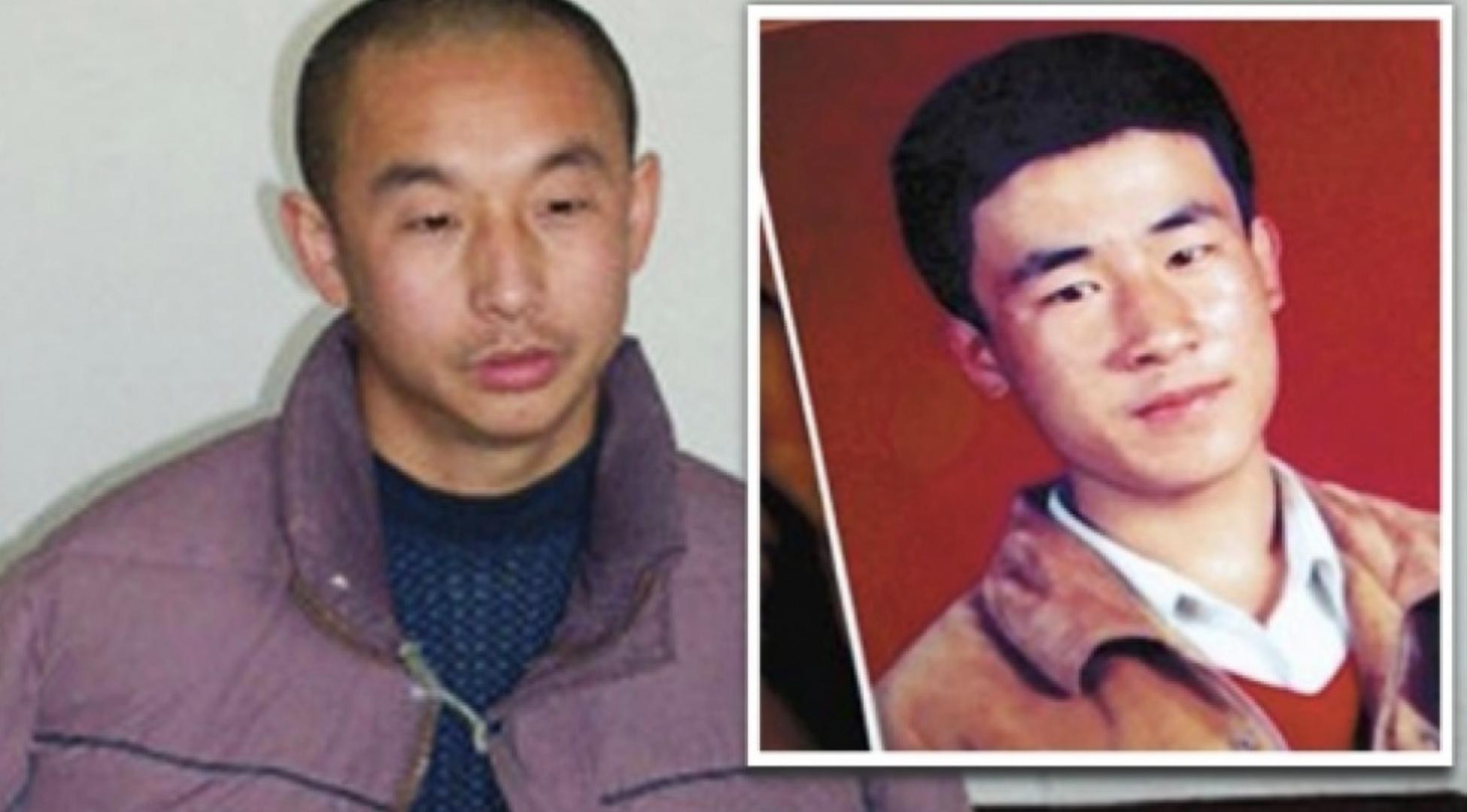 Слева направо: Маньяк Чжао Чжихун; Хууджилт. Фото: © социальные сети