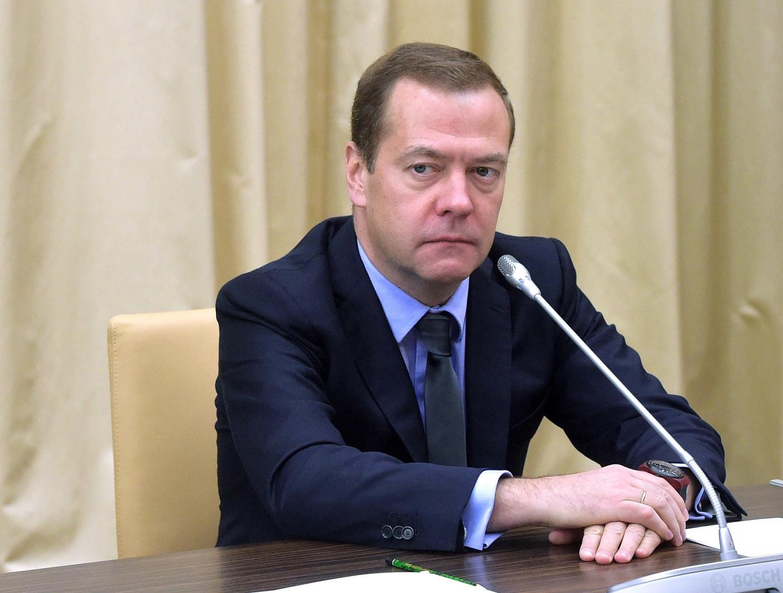 <p>Дмитрий Медведев. Фото: &copy; РИА Новости/Александр Астафьев</p>