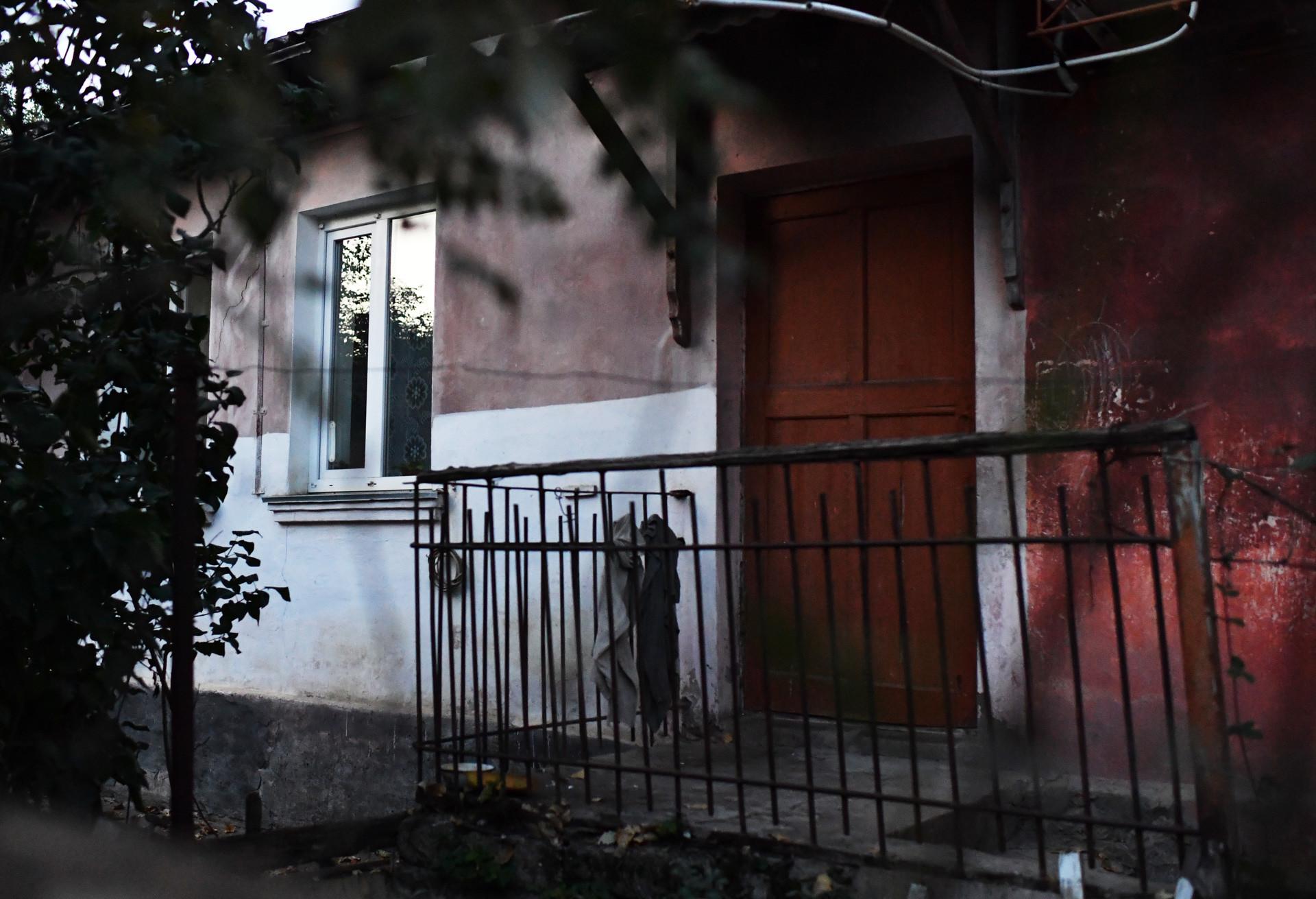 Дом, в котором жил Владислав Росляков. Фото: © РИА Новости / Алексей Мальгавко