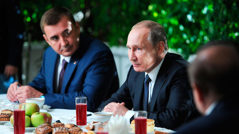 照片:©RIA Novosti / Mikhail Klimentyev