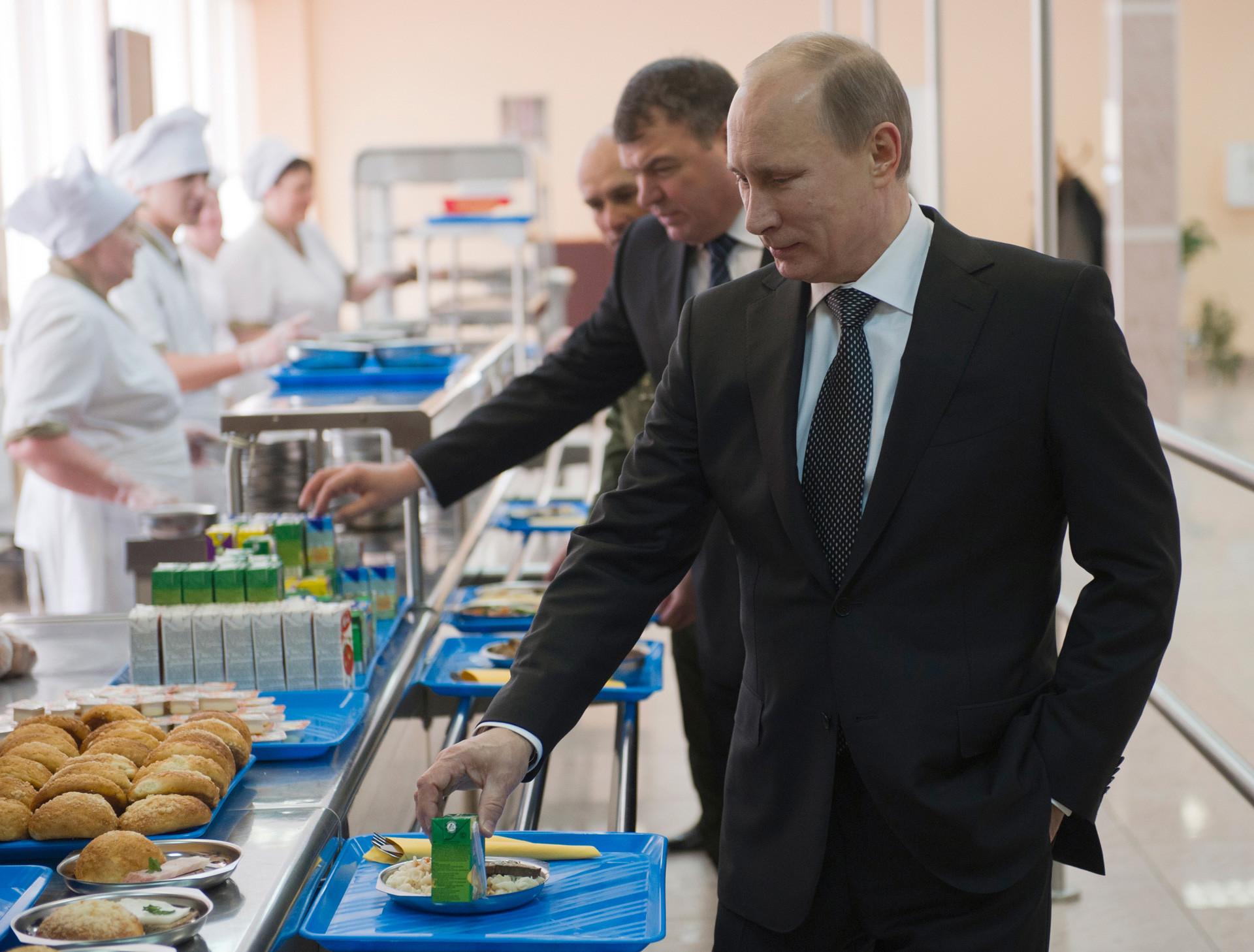 照片:©RIA Novosti / Sergei Guneev