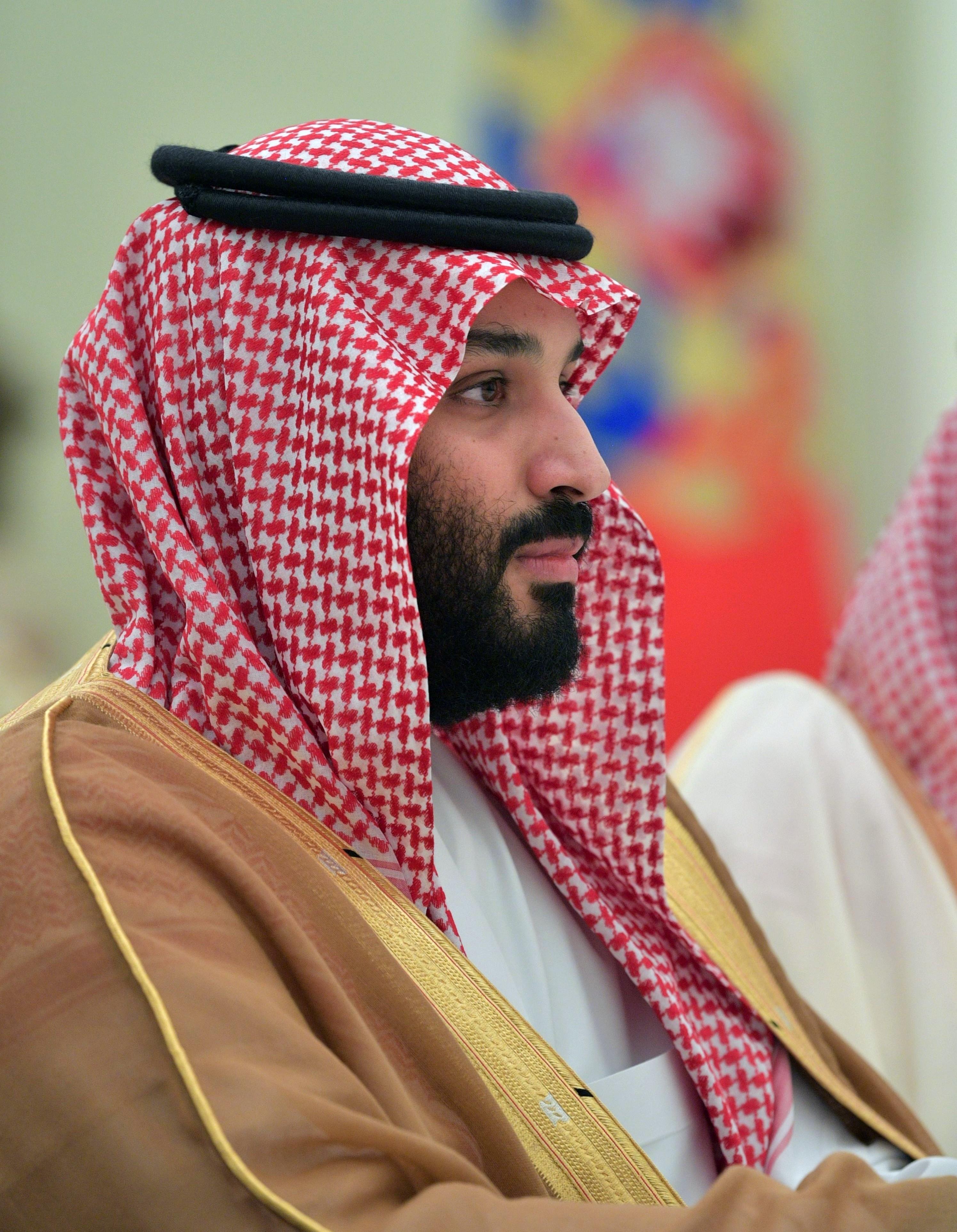 """<p>Наследный принц Саудовской Аравии Мохаммед ибн Салман аль-Сауд. Фото &copy; РИА """"Новости""""/Алексей Дружинин</p>"""