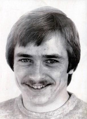 Рассел Бишоп в конце 1980-х годов. Фото: © Daily Mail