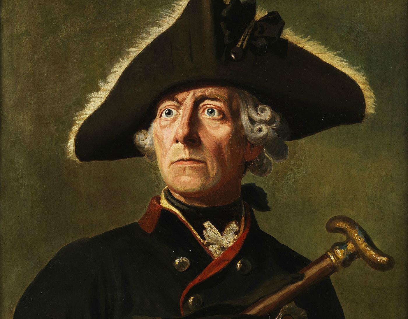 Фридрих Великий (король Пруссии). Фото: © Википедия