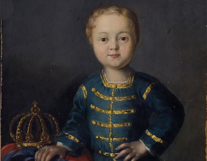 Младенец Иван VI. Фото: © Википедия