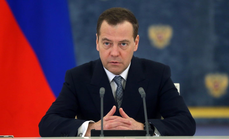 <p><span>Дмитрий Медведев. Фото: &copy;РИА Новости/Екатерина Штукина</span></p> <div> <div></div> </div>