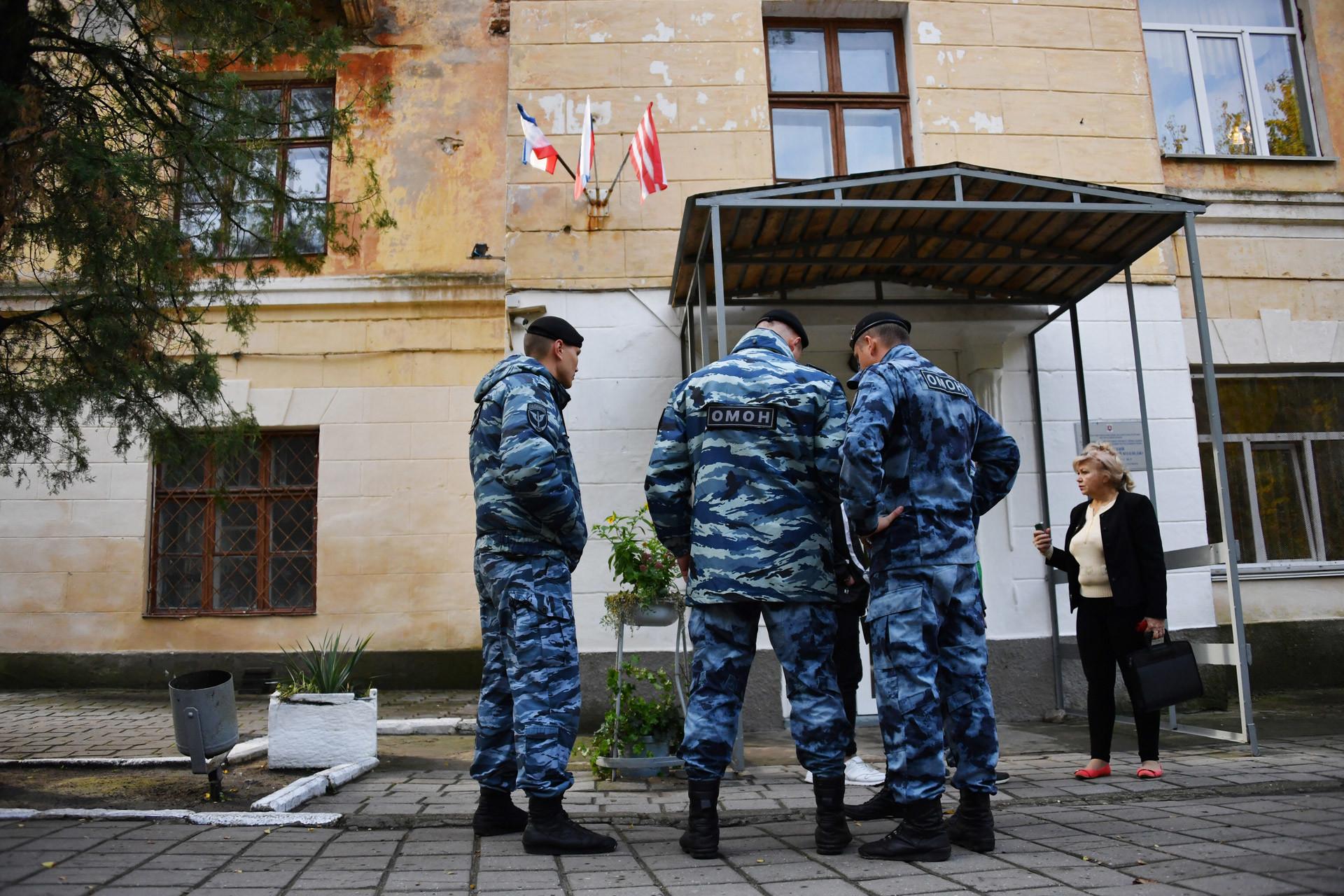 Фото: © РИА Новости / Алексей Мальгавко