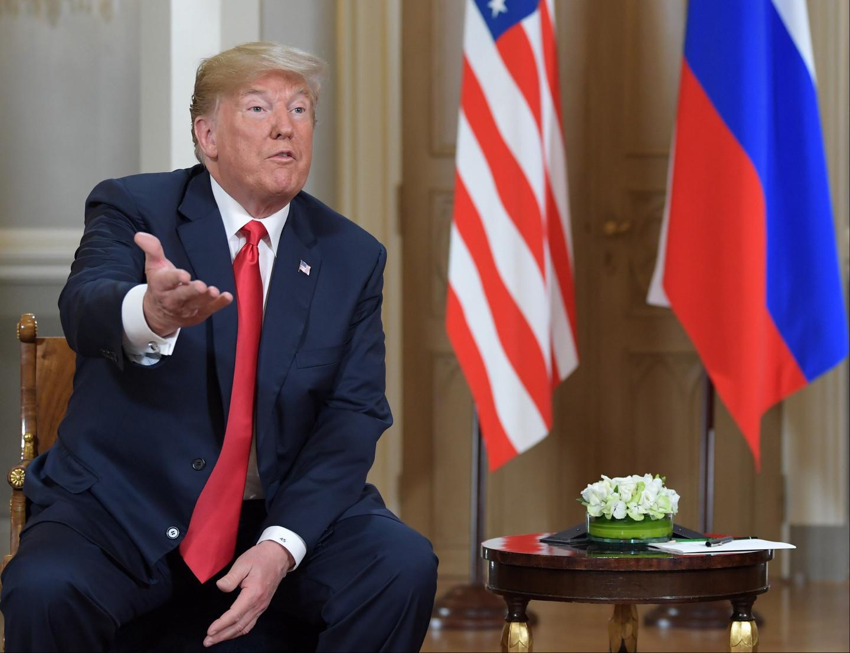 <p><span>Дональд Трамп. Фото: &copy; РИА Новости / Сергей Гунеев</span></p> <div> <div></div> </div> <div> <div> <div></div> </div> </div>