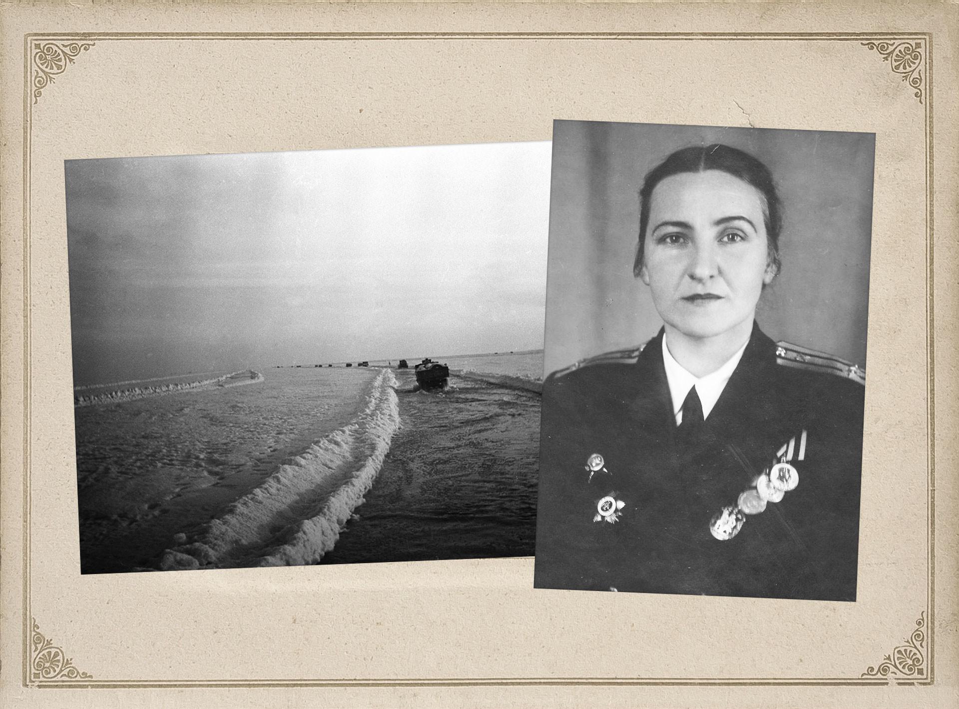 Коллаж © L!FE. Фото © РИА Новости/Александр Бродский// VK/Инженер-Полковник Нина Соколова