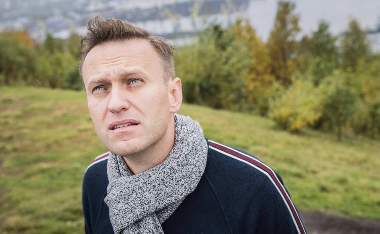 На отдыхе в Калининграде Навальный прикупил «Шевроле» за 4 «лимона»