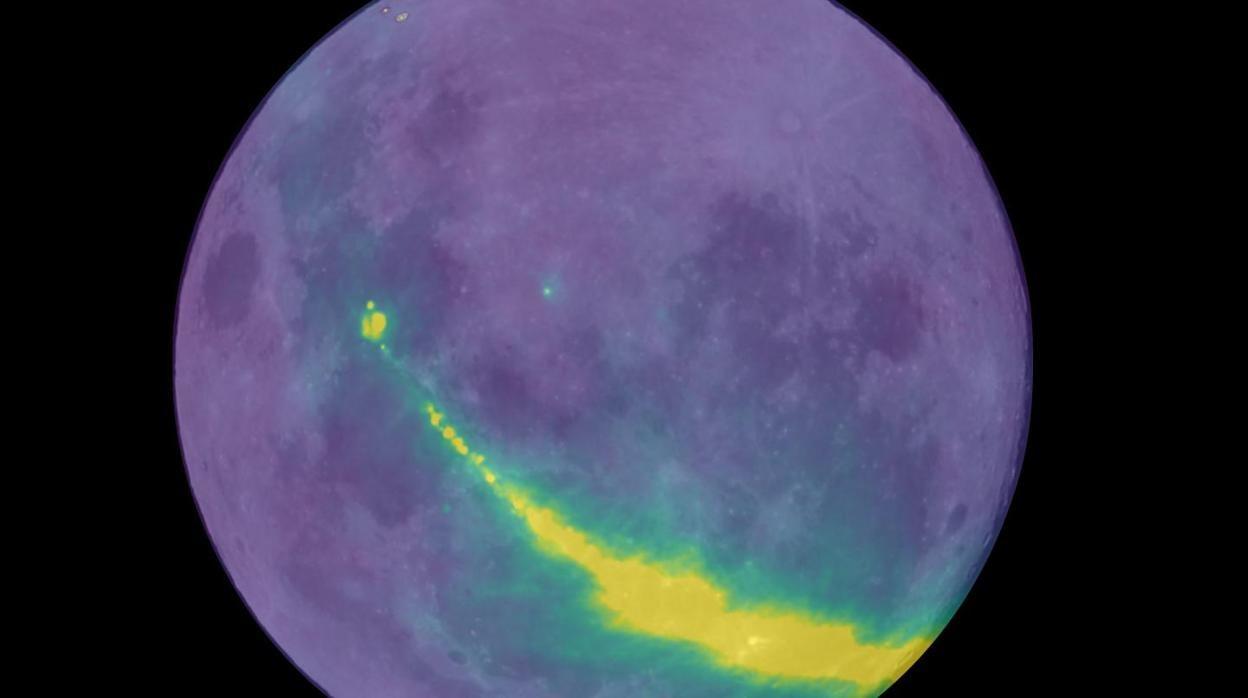 <p>Фото: &copy;&nbsp;<span>NASA/GSFC/Arizona State University</span></p>