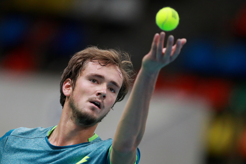 <p><span>Теннисист Даниил Медведев. Фото: &copy; РИА Новости/Антон Денисов</span></p>