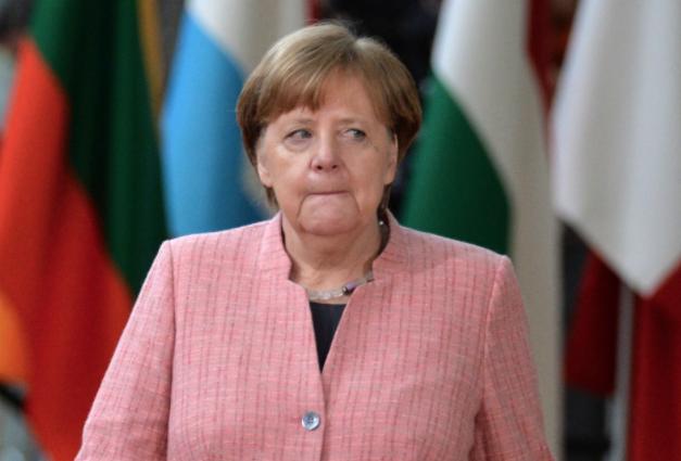 <p><span>Канцлер ФРГ Ангела Меркель. Фото: &copy; РИА Новости/Алексей Витвицкий</span></p>