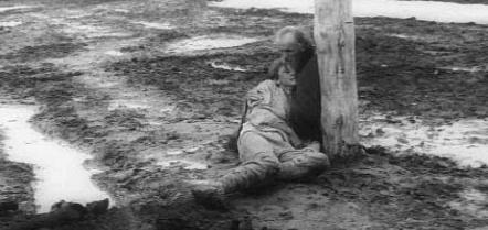 """Кадр из фильма """"Андрей Рублёв""""/ © Кинопоиск"""