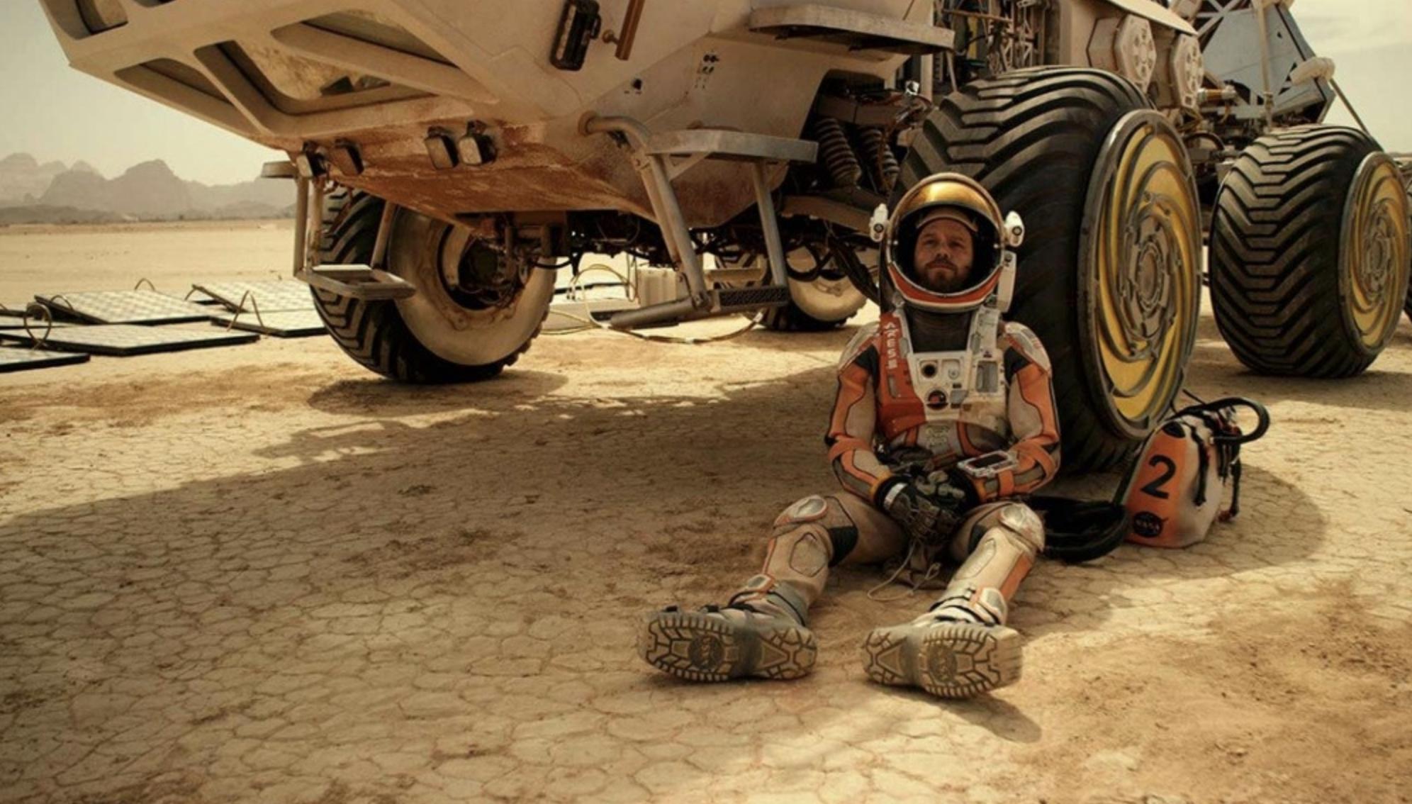 """Кадр из фильма """"Марсианин""""/ © Кинопоиск"""