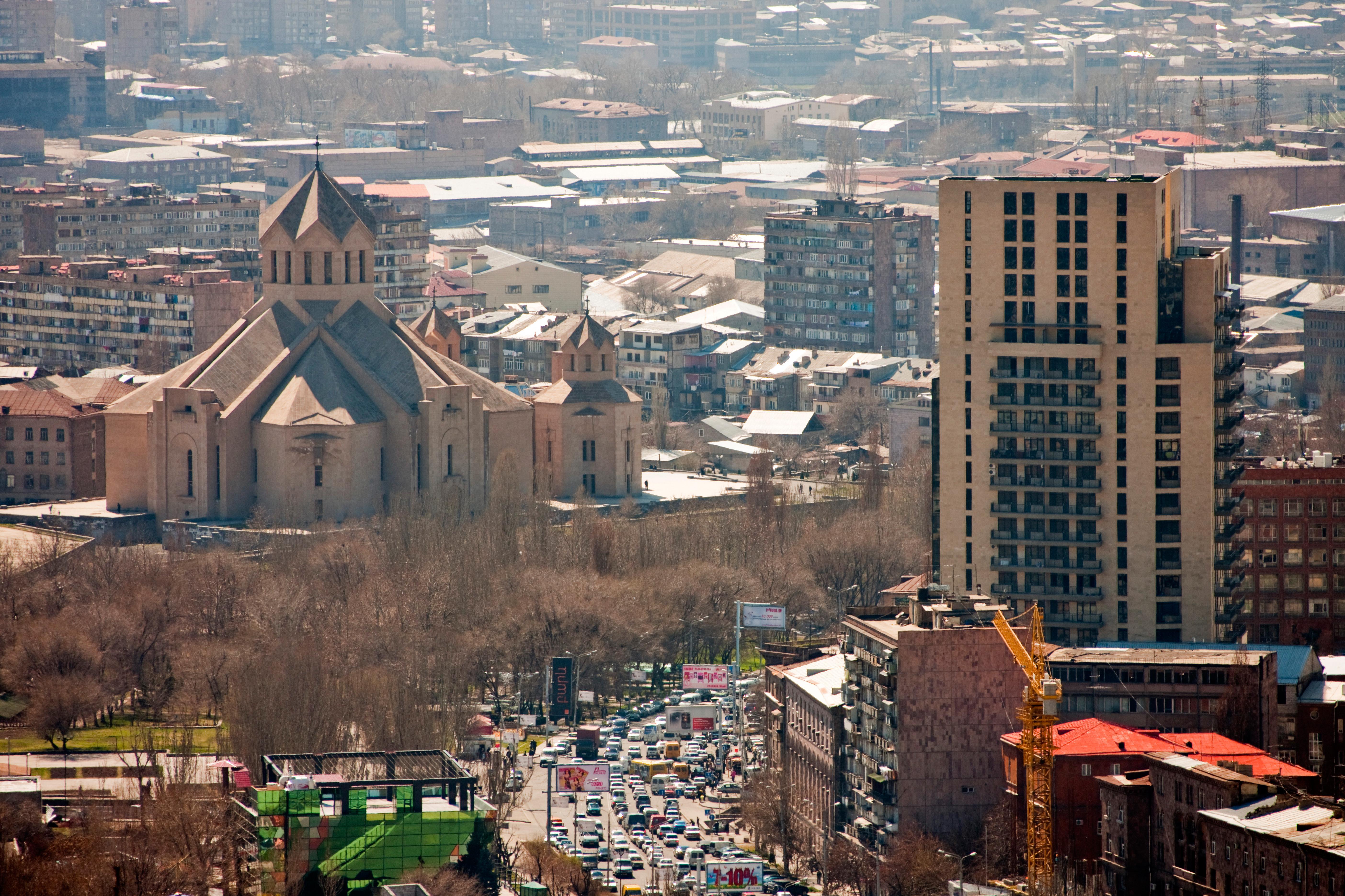 <p>Ереван. Фото &copy; РИА Новости/Антон Денисов</p>