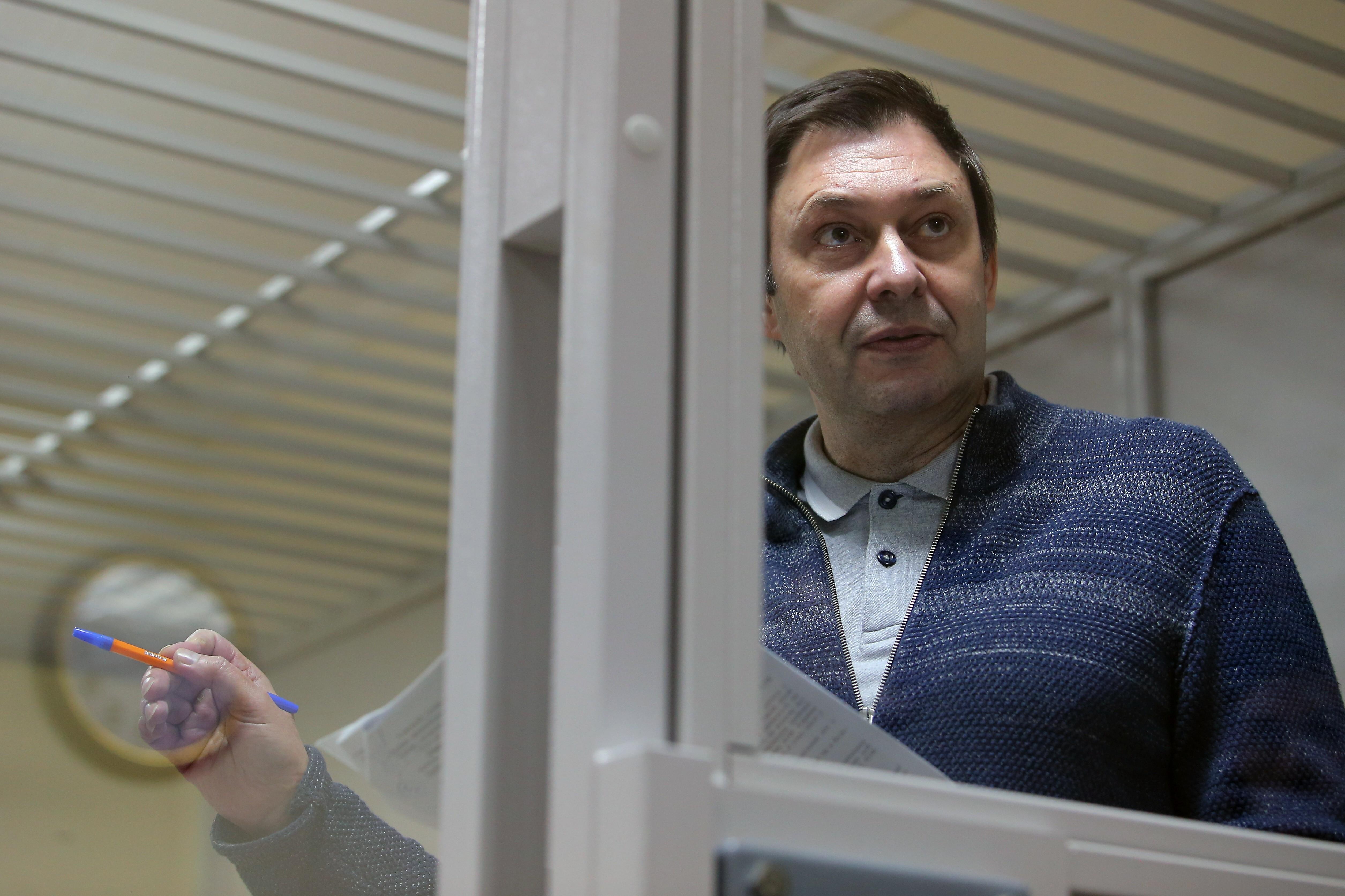 <p>Кирилл Вышинский. Фото: &copy;РИА Новости</p>