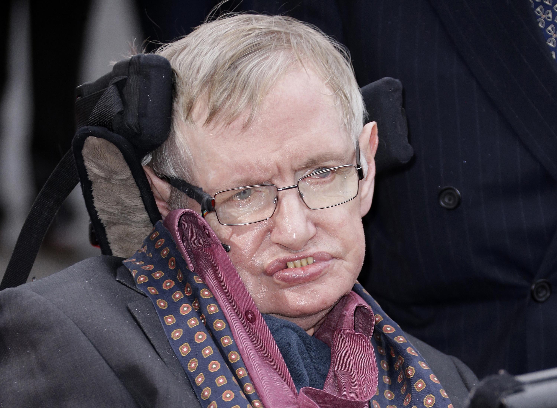<p>Стивен Хокинг. Фото: &copy; AP/Joel Ryan</p>