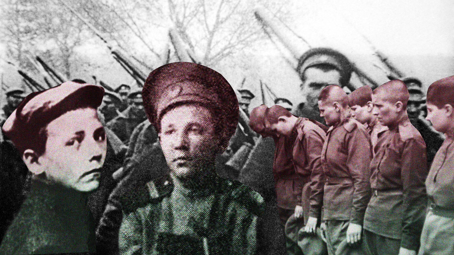 """<p>Коллаж &copy; L!FE. Фото: &copy; РИА Новости &copy; <a href=""""https://topwar.ru/18005-deti-pervoy-mirovoy-voyny.html"""" target=""""_blank"""">Военное обозрение&nbsp;</a></p>"""