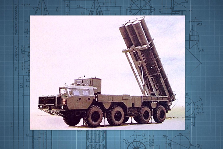 "Комплекс РК-55 ""Рельеф"". Фото: © militaryrussia.ru"