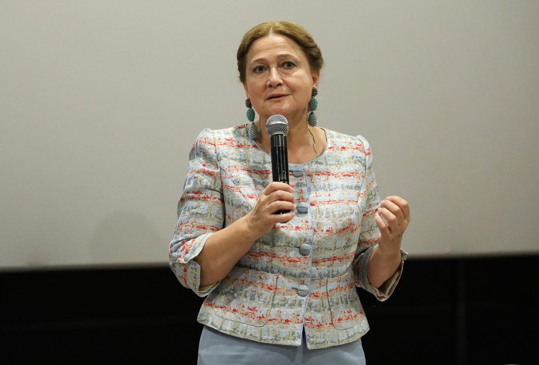 <p>Тамара Глоба. Фото: &copy; РИА Новости/Екатерина Чеснокова</p>
