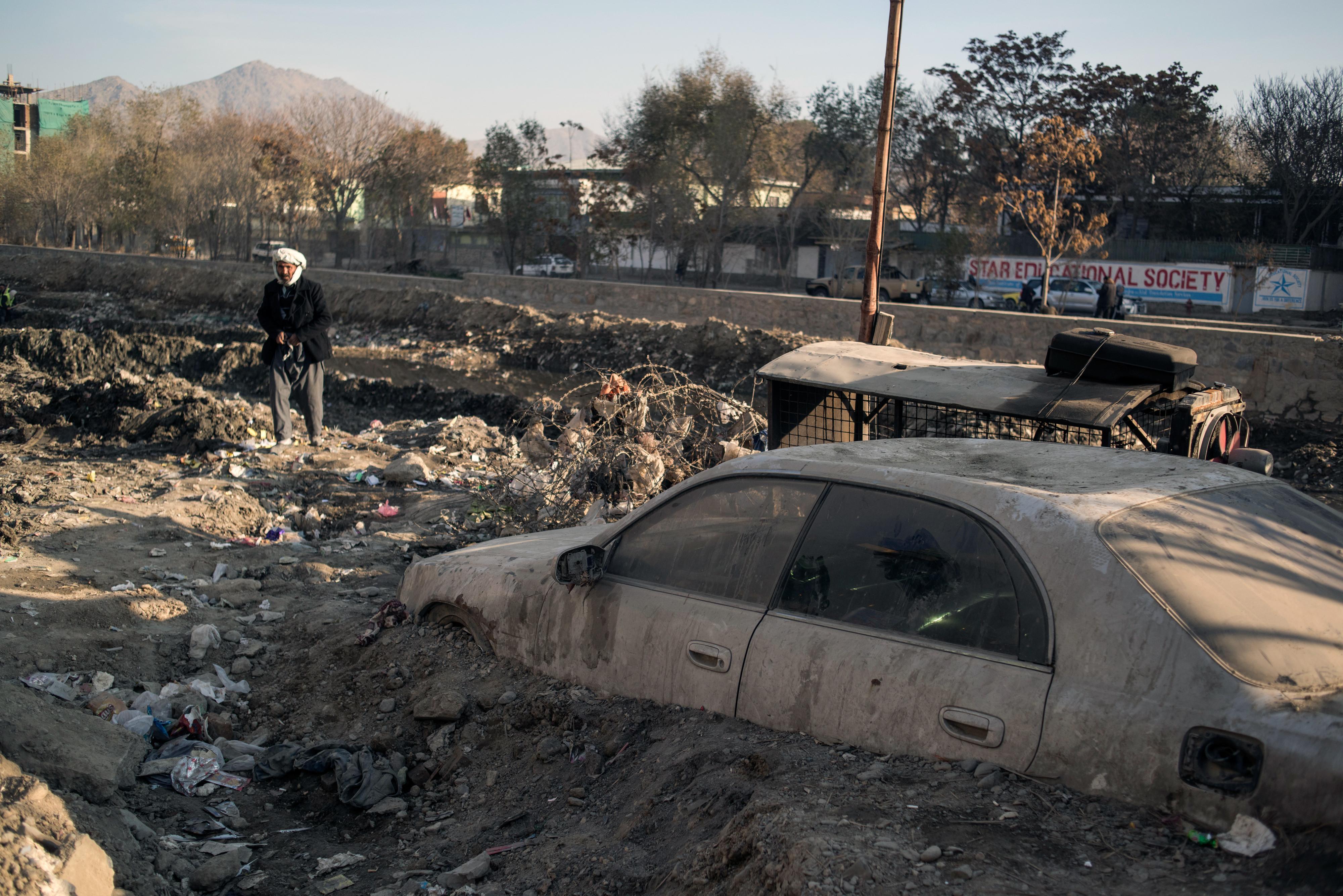 <p>Кабул. Фото: &copy;РИА Новости/Валерий Мельников</p>