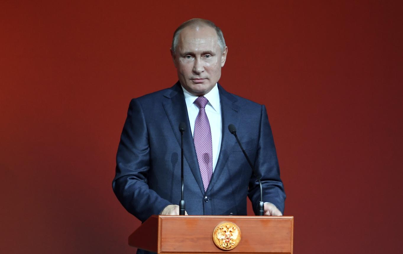 <p>Владимир Путин. Фото: &copy;РИА Новости/Сергей Мамонтов</p>