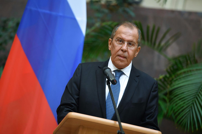 Сергей Лавров выступил за отказ от западных платёжных систем