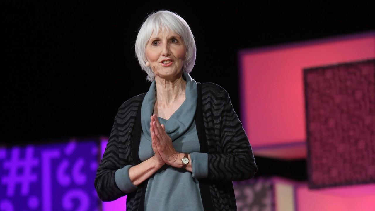 Сьюзен Клиболд. Скриншот видео: Youtube/TED на русском языке