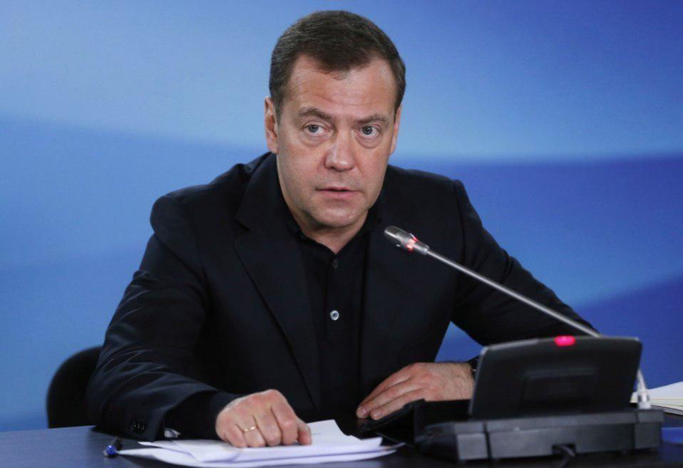<p><span>Дмитрий Медведев. Фото: &copy; РИА Новости/Дмитрий Астахов</span></p>