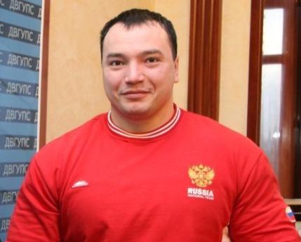 <div> <p>Андрей Драчёв. Фото: пресс-центр ДВГУПС</p> </div>