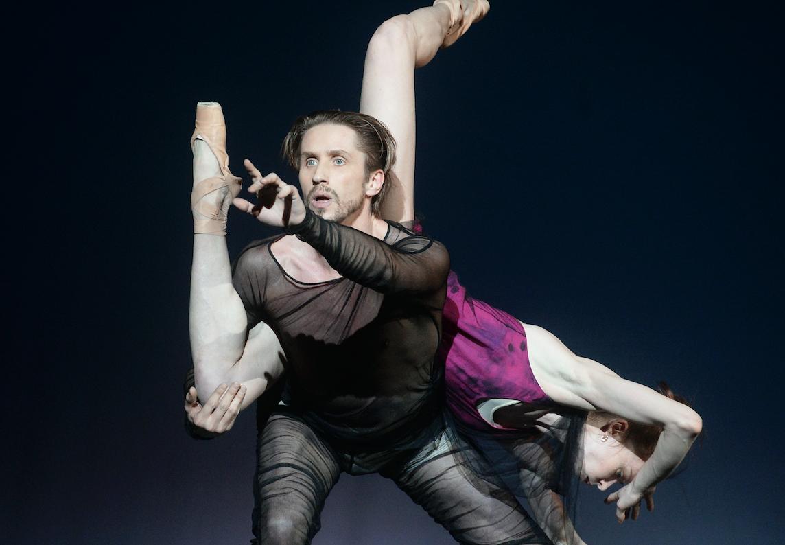 <p><span>Артисты балета Екатерина Крысанова и Андрей Меркурьев.&nbsp;</span></p> <p><span>Фото: &copy; РИА Новости/</span>Кирилл Каллиников</p>