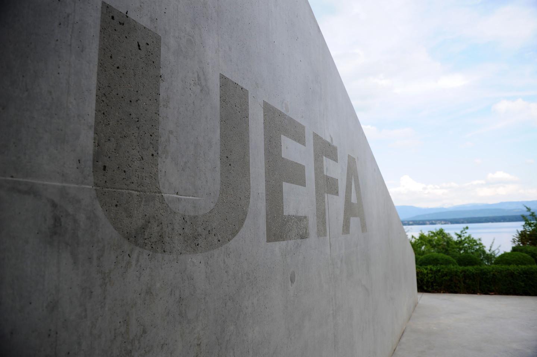 <p><span>Штаб-квартира УЕФА в Ньоне, Швейцария. Фото: &copy; РИА Новости/Владимир Песня</span></p>