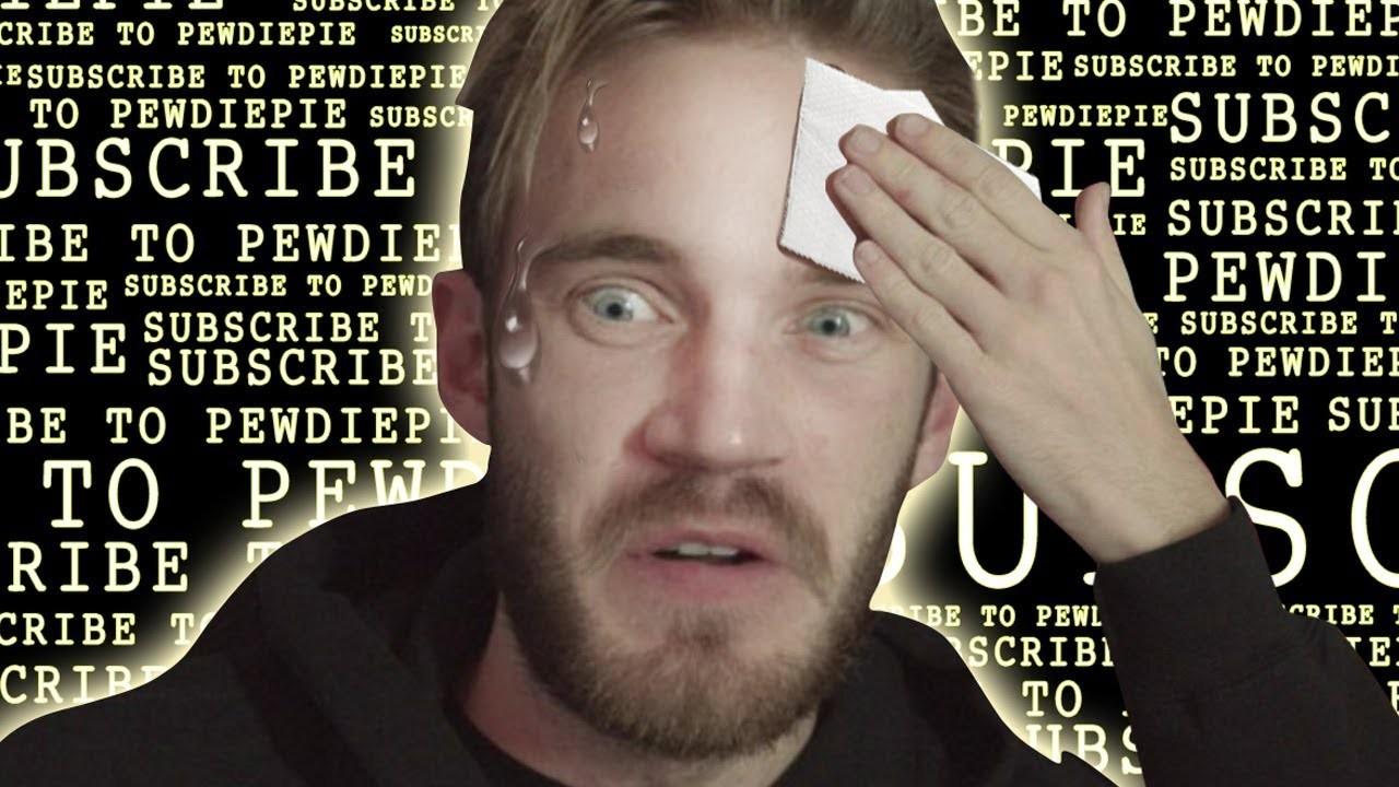 Кадр видео PewDiePie