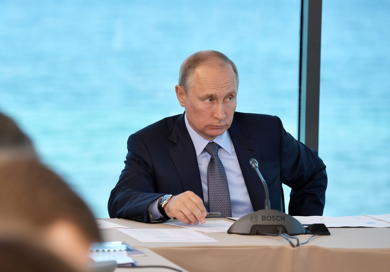 <p><span>Владимир Путин. Фото: &copy;РИА Новости/Алексей Никольский</span></p> <div> <div></div> </div>