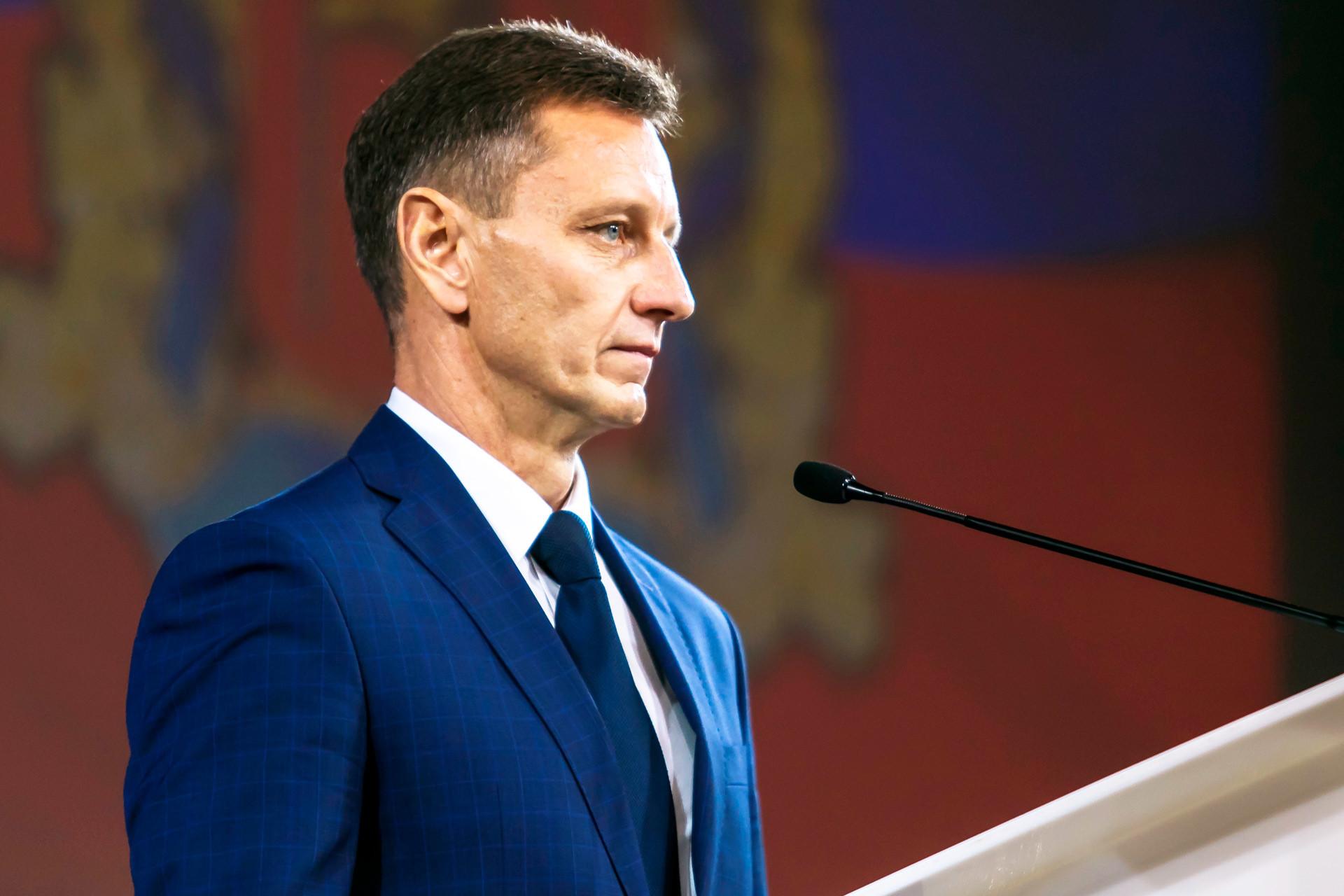 Губернатор Владимирской области Владимир Сипягин. Фото: © РИА Новости / Владимир Чучадеев