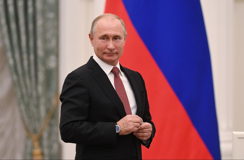 <p><span>Президент России Владимир Путин. Фото: &copy; РИА Новости/Сергей Мамонтов</span></p>