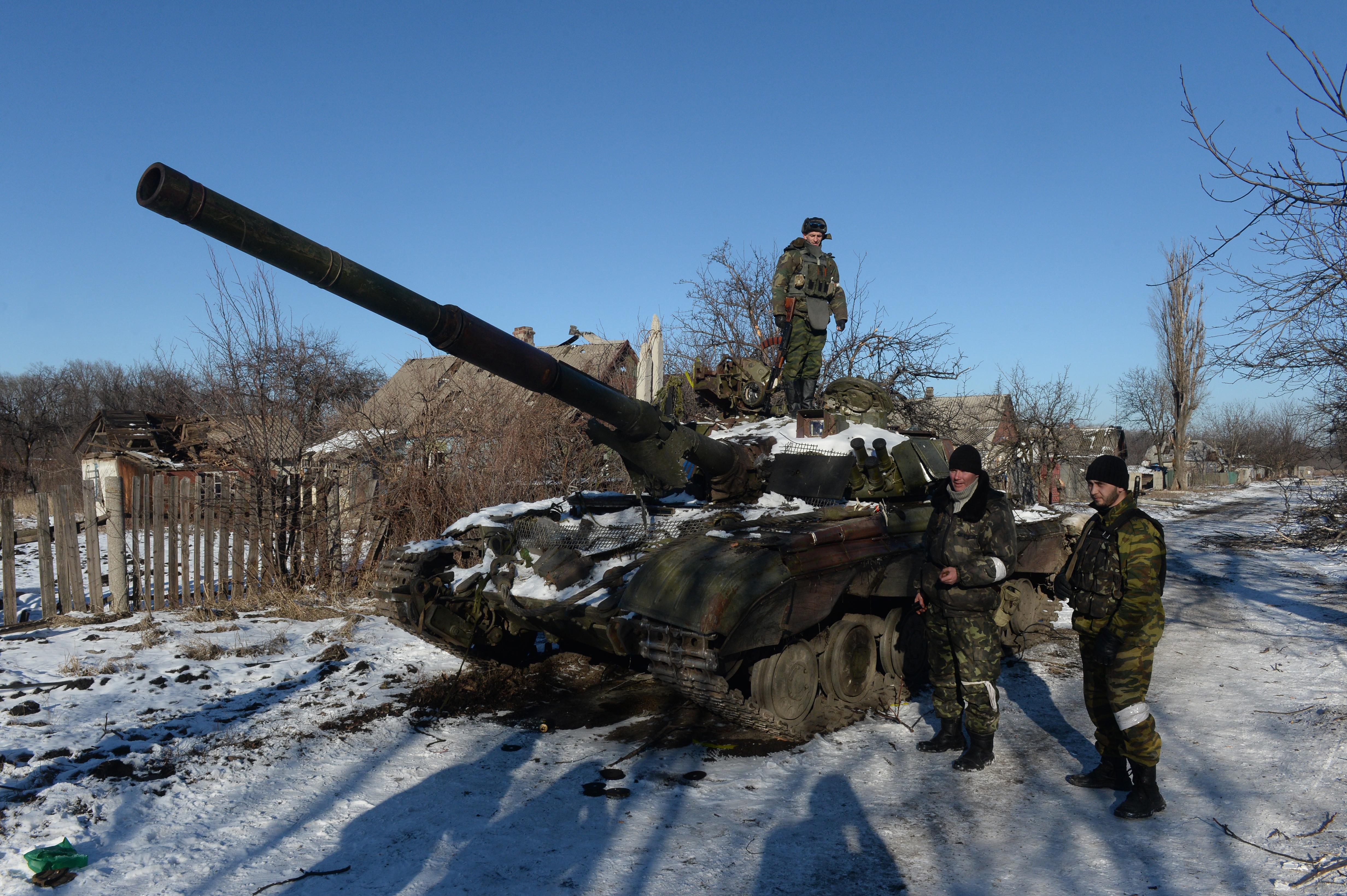 Фото © РИА Новости / Михаил Воскресенский